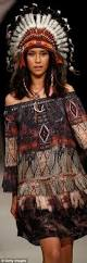 what does a native american headdress have to do with fashion in