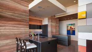 the beauty of rammed earth homes page