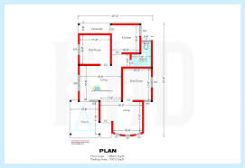 garage floorplans house plans kerala style 1200 sq ft interior with 2 car garage