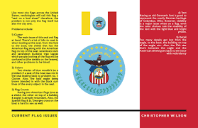 Flag With Only One Colour Columbus Flag U0026 Seal On Wacom Gallery