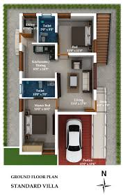 100 south facing house floor plans april 2011 kerala home