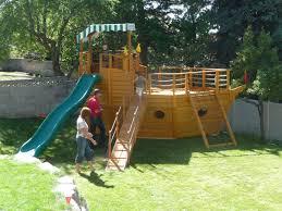 breathtaking swing set for small backyard pics decoration ideas