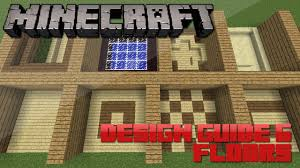 minecraft design guide 6 floors architecture tips u0026 tricks