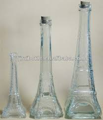 Eifel Tower Vases Glass Jar Shaped Eiffel Tower Vase Buy Glass Cone Shaped Vases