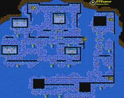 Final Fantasy 1 World Map by Index Of Pics Game Ff Worldmap