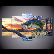 fly fishing home decor master angler bass art outdoors pinterest bass fishing