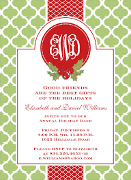 preppy holiday wasabi invitations christmas parties xmas crafts