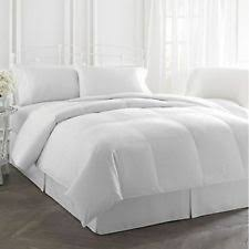 White Down Comforter Set Ralph Lauren 100 Down Fill Comforters Sets Ebay