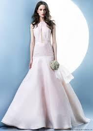 angel sanchez u0027s spring 2016 pink drop waist bridal dress recent