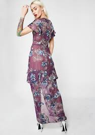 floral maxi dress for lemons cleo floral maxi dress dolls kill