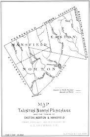 Map Of Cambridge Ma Usgenweb Easton Ma
