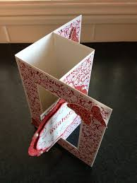 sting s day lever card fancy fold