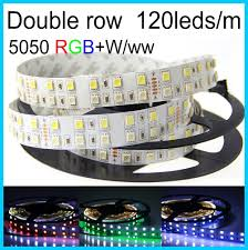 rgb led strip lights 12v online buy wholesale 5050 double row rgb led strip from china 5050