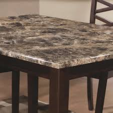 Marble Dining Room Table Dining Tables Rectangular Square Marble Dining Table Real Marble