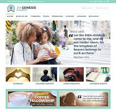 suanlian page ready to use joomla church templates free download