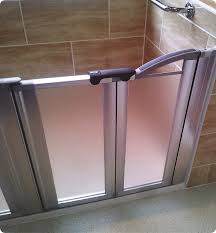 Disabled Half Height Shower Doors Products Easibathe