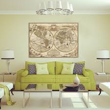 Map Home Decor Online Buy Wholesale Europe Map Wallpaper From China Europe Map