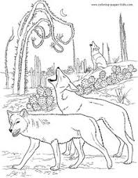 wolf coloring pages kids wolf coloring pages 3 print outs