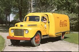 Ford Diesel Utility Truck - history of service and utility bodies for trucks