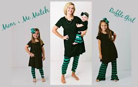 ruffle girl matching ruffle girl dress legging sets