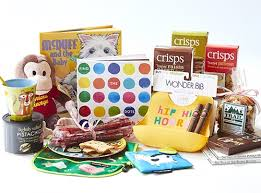 zabar s gift baskets 10 gift cards new baby gift basket