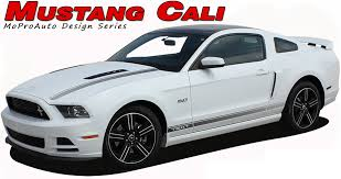 2013 mustang gt stripes 2013 2014 cali ford mustang california special gt cs style