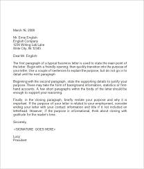 examples of business letters custom college papers