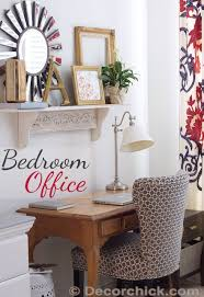 Best HOME Office Images On Pinterest Home Office Spaces And - Home office in bedroom ideas