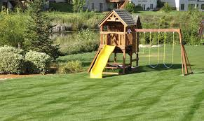 Kid Friendly Backyard Ideas On A Budget Backyard Build Your Own Playset Plans Diy Playground Slide