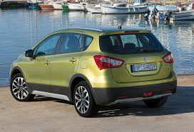 the clarkson review suzuki sx4 s cross allgrip sz5 2014