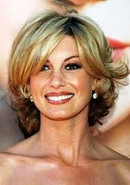 short to medium length hairstyles for curly hair medium length curly hairstyle for over 50 medium to short