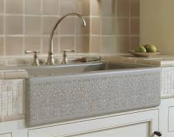 bathroom white kohler sinks with gray countertop ideas