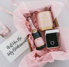 bridesmaids asking ideas the 25 best bridesmaid boxes ideas on bridesmaid