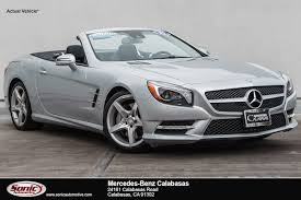 mercedes of calabasas certified used 2015 mercedes sl for sale near los angeles ca