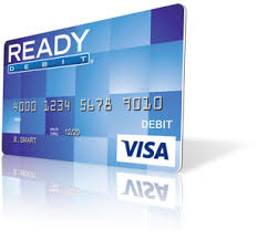 ready prepaid card visa prepaid card learn more about the readydebit card