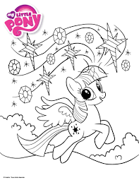 My Little Pony Coloriage Thebarricadeco Coloriage My Little Pony