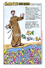 saints facts st anthony of padua saints
