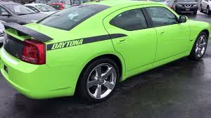 dodge charger daytona 2007 2007 dodge charger daytona r t decade later review