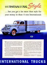 1940 international truck ad 05 all international pinterest
