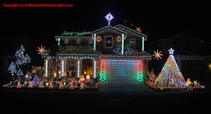 Riverside Light Show by Best Christmas Lights And Holiday Displays In Temecula Riverside