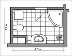 Floor Plans For Small Bathrooms Floor Plan For A 8x14 Bath And 11x13 Bedroom House Pinterest