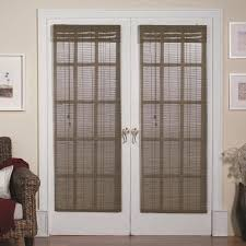 window treatment ideas sliding glass door home intuitive insulated
