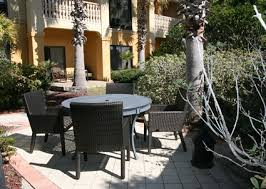 Patio Furniture St Augustine Fl by Hampton Inn And Suites St Augustine Vilano Beach Hotel