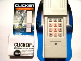 Craftsman Garage Door Openers Troubleshooting by Clicker Garage Door Openers On Chamberlain Garage Door Opener On