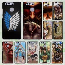 design attack anime japanese attack on titan design black cover for