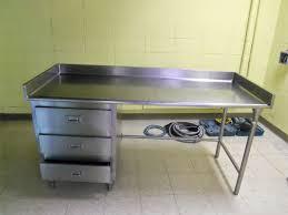 stainless steel prep table with drawers stainless steel prep table drawers easy clean stainless steel prep