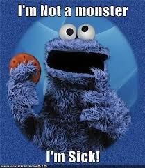 Monster Meme - im not a monster know your meme