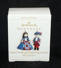 hallmark in madame ornament