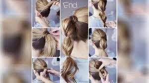 tutorial rambut ingin menata mahkotamu dengan simpel yuk coba ikuti tutorial rambut