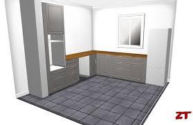faire une cuisine sur mesure plan cuisine sur mesure fabulous plan travail beton cire sur